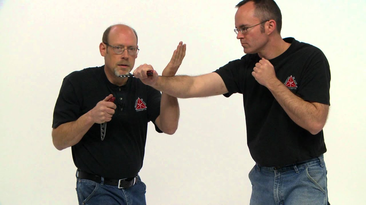 Knife And Tomahawk Fighting Techniques