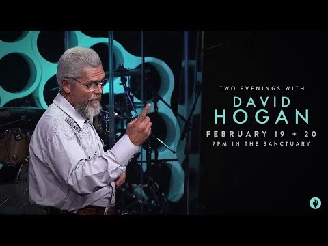 An Evening With David Hogan Pt. 2 | February 20, 2018