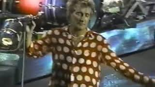 Rod Stewart Ooh La La MSG 1998