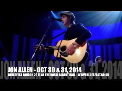 BLUESFEST 2014 - JON ALLEN