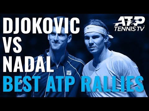Rafael Nadal vs Novak Djokovic: Best Ever ATP Shots & Rallies! Mp3