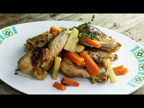 Clodagh McKenna's Irish Farmhouse Chicken Casserole
