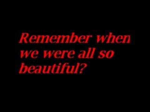 AFI - The Boy Who Destroyed The World - Lyrics