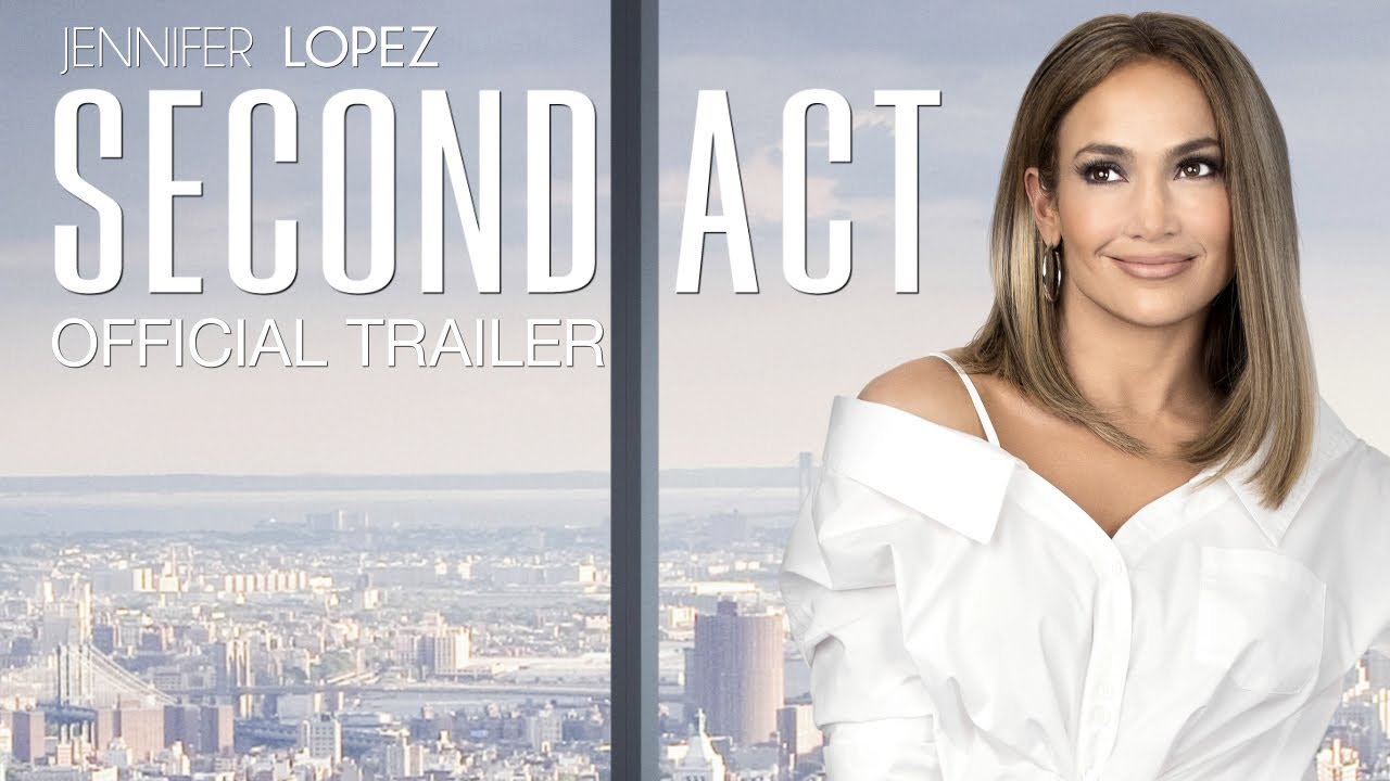 Download Second Act - Official Trailer - Coming Soon