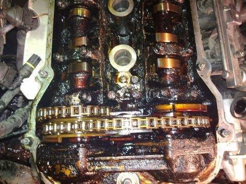 Течет масло из-под клапанной Форд 1.6 ? / ОПЯТЬ ПРОКЛАДКА??? /