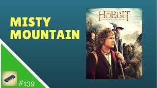 Aula 139 GAITA C - Misty Mountain (Hobbit) - Tablatura fácil