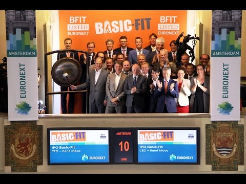 Euronext Amsterdam welcomes Basic-Fit
