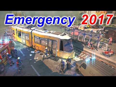 Emergency 2017 - FINALE - The Last Mission Gameplay 4K
