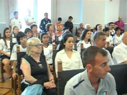 CALCIO: LA NAZIONALE ARGENTINA UNDER 20 FEMMINILE IN PRE RITIRO A GRADISCA D'ISONZO (GORIZIA)