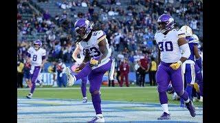 Minnesota Vikings Vs Los Angeles Chargers Recap