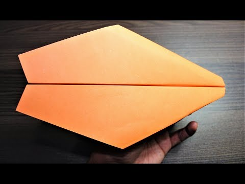 How To Make An Origami Paper Airplane | Origami airplane | paper Plane | diy cool hacks  |