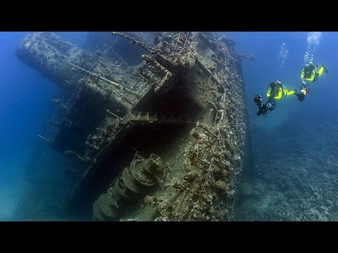 RED SEA (Wreck Ships) 360º