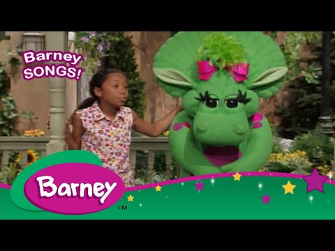 Barney Where Is My BLANKIE? SONGS For Kids