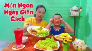 Nui Xào Bò Thơm Ngon Nóng Hổi Vừa Thổi Vừa Ăn - TÝ MÊ ĂN