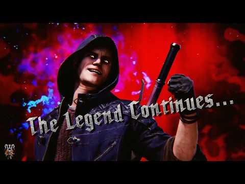 Devil May Cry 5 - Las escenas finales del Palacio Sangriento de Nero, Dante y V thumbnail