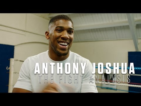 AJ Analyses His Fight With Klitschko | Anthony Joshua: Fight Of My Life - BBC One