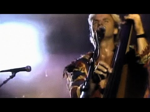 The Police - Walking On The Moon (Live 1983)