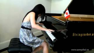 Justin Bieber Somebody To Love Piano by Sunny Choi