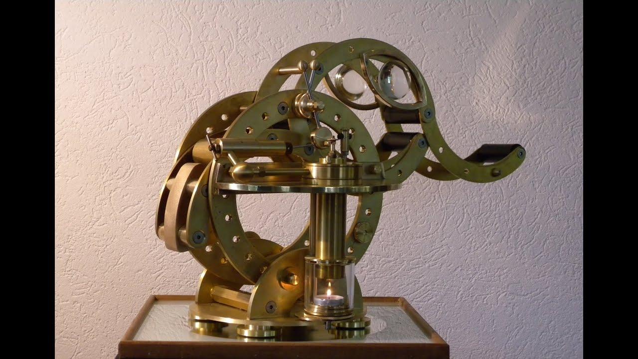 Amazing Mechanical Animals Steampunk Kinetic Art YouTube - Mechanical kinetic sculptures bob potts inspired animals