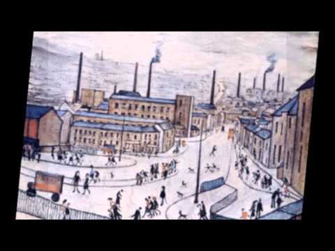 Pictures of Matchstick Men  Lowry song