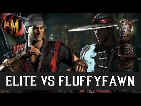 MKXL  Forever Elite Dualist vs FluffyFawn Hat Trick  Commentated FT10