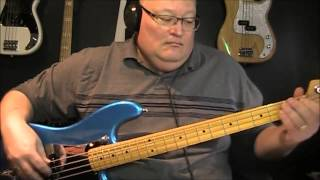 Pat Benatar Promises In The Dark Bass Cover with Notes & Tablature