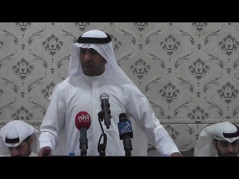 كلمة المنسق العام للتيار التقدمي الكويتي انور الفكر من الحلقة النقاشية حول الصوت الواحد  - 23:21-2017 / 9 / 21