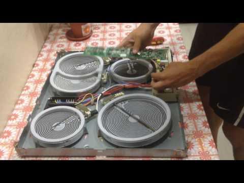 Ремонт электроплит в Омске | 50-30-82 | Expert55.ru Ремонт варочной панели Electrolux