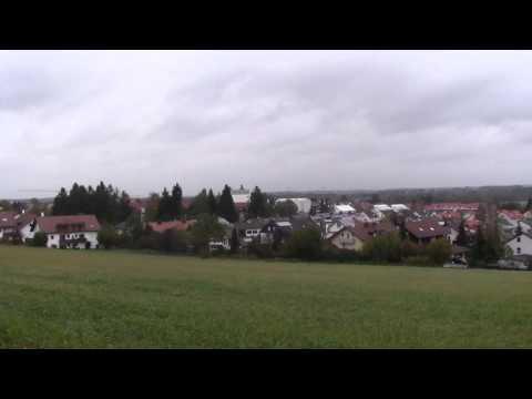 Katastrophenalarm in Bayern - Warnung der Bevölkerung mit Sirene E57