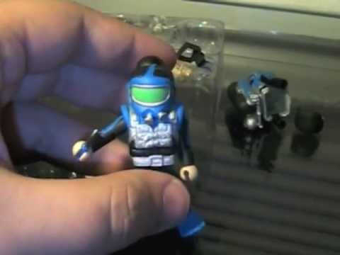 Minimates MAX Series 2 Undersea Operations Review