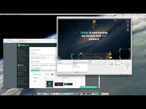 In-Depth: How to setup OBS Studio with overlays and TwitchAlerts