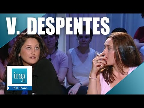Virginie Despentes et Coralie : L'interview psy de Thierry Ardisson | Archive INA