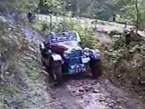 MCC Edinburgh Car Trial 1998