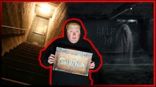 3AM CHALLENGE WITH OUIJA BOARD IN CREEPY BASEMENT! // SUPERNATURAL ZOZO CAUGHT ( ALMOST GONE WRONG )