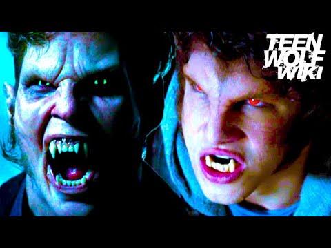 Löwenmensch And Scott S1 Red Eyes: Teen Wolf FAQs