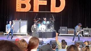 Stone Temple Pilots Dead and Bloated @ Live 105 BFD 2013 @ Shoreline Amphitheatre May 19,2013
