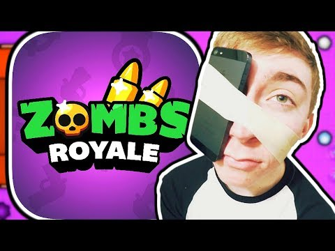 ZombsRoyale.io - FORTNITE .IO GAME?!? (iPhone Gameplay Video)