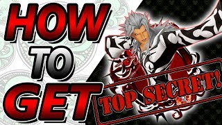 Secret Strategy To Get Boss Xemnas ~ KH Union χ[Cross]
