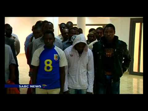 Libya clamps down on illegal migrant workers