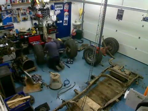 jeep cj5 frame how to build up  tbfea.horseworld.top