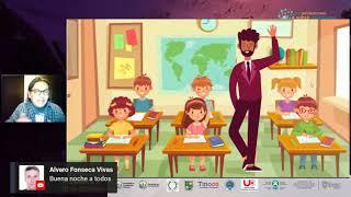 CLASE EN VIVO 2 METODOLOGÍAS ACTIVAS Y ESTRATEGIAS DE EVALUACIÓN PARA EDUCACIÓN VIRTUAL