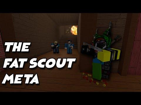 The Fat Scout Meta - TC2 | Roblox