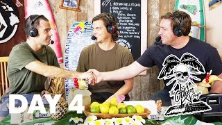 Hop in the booth with Mason Ho | The Other Guys Day 4