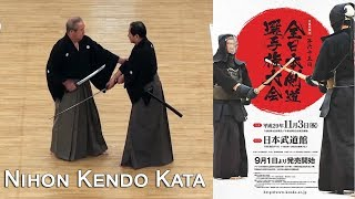 65th All Japan Kendo Championships — Nihon Kendo Kata