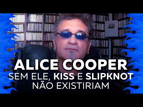 Alice Cooper - Aposto Que Você Não Sabe from YouTube · Duration:  35 minutes 52 seconds