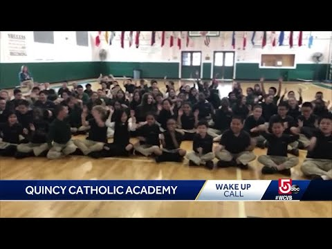 Wake Up Call from Quincy Catholic Academy