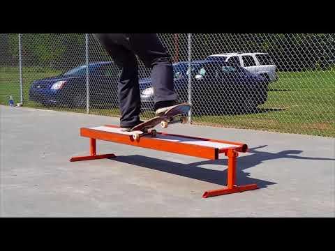 Transformer Rails Transformable Skateboard Grind Rails Sneak Peak