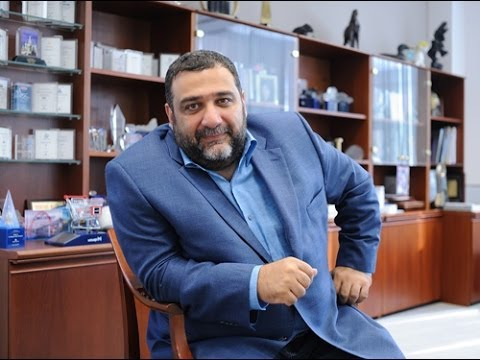 Interview with Ameriabank Board member Ruben Vardanyan