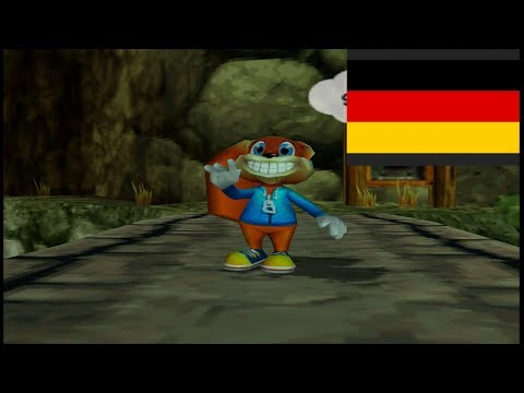 Conker´s Bad Fur Day - Eigene Problem Lösen (German FanDub)