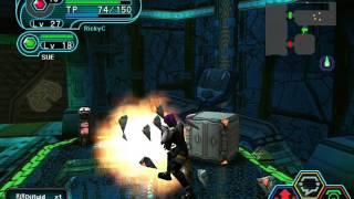PC Longplay [824] Phantasy Star Online: Blue Burst Episode 1 (part 2 of 4)
